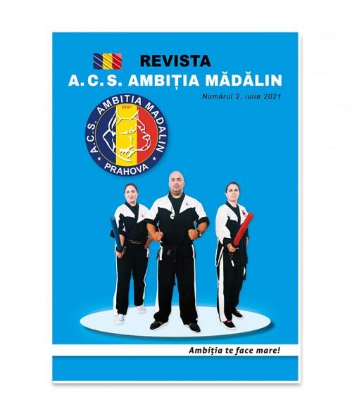 Revista Ambitia Madalin nr. 2